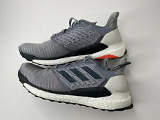 Adidas SolarBoost 'Bold Onix' Men's Size 9 Gray Running Shoes (CQ3170) New
