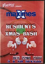 Maximes Residents Xmas Bash - December 22nd 2007 - Scouse House, Donk, Bounce