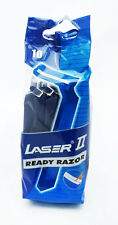 DISPOSABLE RAZORS TWIN  BLADE - JOB LOT OF 100 razor