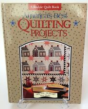 America's Best Quilting Projects Star Quilts Patterns Quiltmaking Book All Skill