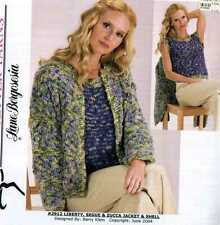 Lane Borgosesia  sweater knit pattern