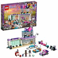 LEGO 41351 Friends Creative Tuning Shop 413 Pieces -Damaged box-