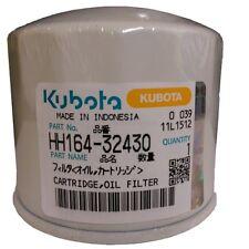 Kubota Oil Filter Part # HH164-32430 for L4240 M4900 M5700 M5140 MX4700 RTV1100