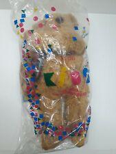1996 Avon Mr. Maxx The Snoring Bear Plush Teddy Bear In Unopened Package 18�