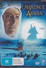 Lawrence of Arabia DVD Top 250 Movies Peter O'toole Anthony Quinn R4