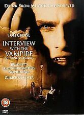 Interview With The Vampire (DVD, 1998)