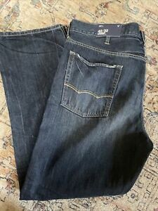 American Eagle Men's Jeans Dark Tinted 42x32 NWT
