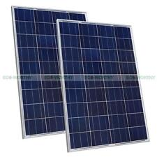 100W 12V PV Solar Panel High Power for 200W Home System Kit Camping Car Boat