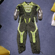 PROTO Paintball Pants & Shirt Paintball Wear Black Green Padded Outfit XS-SMALL