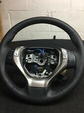 Lexus RX350 RX 2013 2014 2015 Steering Wheel Leather Black  OEM