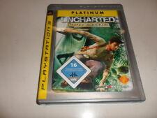 PlayStation 3 PS 3 Uncharted: Drakes destino