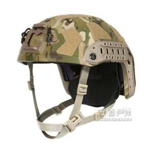 FMA Ops-Core FAST SF Super High Cut Helmet Tactical Thicken Combat Helmet