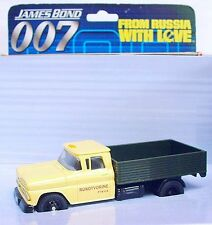 Corgi Toys 1:50 JAMES BOND 007 CHEVROLET TRUCK From Russia with Love TY06701 MIB