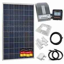 260W 12V/24V solar panel charging kit for motorhome,caravan,camper,boat,off-grid