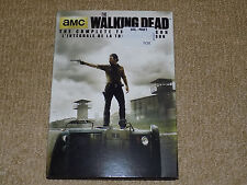 AMC THE WALKING DEAD THE COMPLETE THIRD SEASON WITH SLIPCOVER, 5 DISC DVD