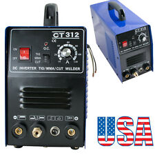TIG/MMA Air Plasma Cutter Welder Welding Torch Machine 3 Functions Metal Use