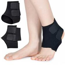 Ankle Support Compression Strap Achilles Tendon Brace Sprain Protector N7