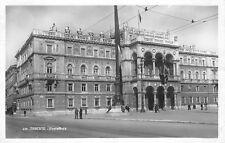 2204) TRIESTE, PREFETTURA, ANIMATA. VIAGGIATA NEL 1938.