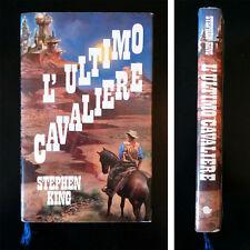 L'ULTIMO CAVALIERE di Stephen King - Rara Prima Edizione Euroclub, 1990
