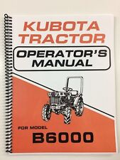 kubota b6000 | eBay on
