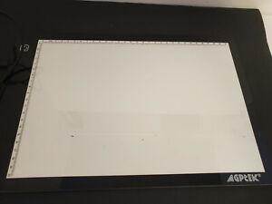 AGPTEK LED Light Tracing Board Drawing Pad