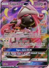 Tapu Lele GX 60a/145 JUMBO OVERSIZED Holo Mint Pokemon Card