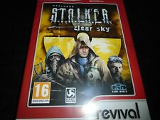 S.T.A.L.K.E.R: Clear Sky   Stalker shooter    pc game