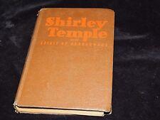 Vintage Book, SHIRLEY TEMPLE AND THE SPIRIT OF DRAGONWOOD: Kathryn Heisenfelt