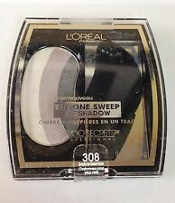 L'Oreal Paris The One Sweep Eye Shadow - Smoky For Green Eyes #308