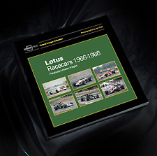 Lotus Racecars: 1966 - 1986 (Soft cover)