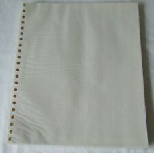 More details for 38 x stanley gibbons no.3864 22-ring stamp album pages with interleaf