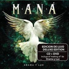 Drama Y Luz CD/DVDDigipak