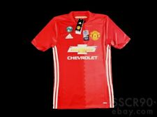 adidas Manchester United 16/17 Home Shirt RED adizero Player Issue Jersey AI6719