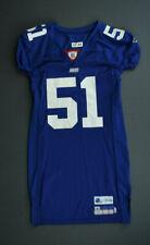 2002 Wesly Mallard New York Giants Game Issued Reebok Jersey Size 46 Not Worn!
