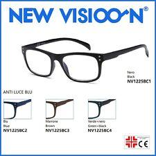 Occhiali da Lettura Graduati per Presbiopia Anti Luce Blu - NV1225B