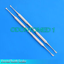 Professional Double End Dental Tooth Scaler Dog Cat Attack Plaque set