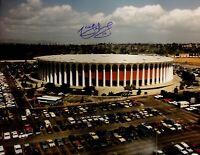 Marcel Dionne Signed Autographed 16x20 Photograph Los Angeles Kings Forum GAI 44