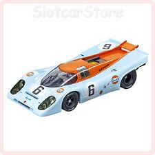 "Carrera Digital 124 23857 Porsche 917K JW Automotive ""GULF No.6"" 1970 1:24 Auto"