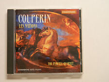 Purcell Quartet Couperin LES NATIONS CD 2002 Chandos Import