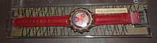 "Swatch Aqua Chrono Watch ""Red Harbour"" SBG 100 year 1994"