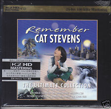 """Cat Stevens - Remember: The Ultimate Collection"" 100KHz/24bit Japan K2HD CD New"
