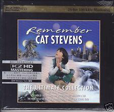 "Cat Stevens - Remember: The Ultimate Collection"" 100KHz/24bit Japan K2HD CD New"