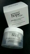 PHILOSOPHY RENEWED HOPE IN A JAR REFINING MOISTURIZER 1 OZ NEW IN BOX NIB
