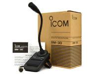 ICOM SM-30 Desktop Microphone for IC-7800,7700,7600,7200,756,7400,706,703,etc
