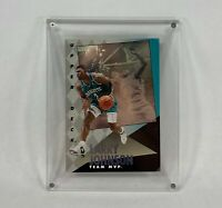 Upper Deck - Team MVP - Larry Johnson - Holographic - Limited Edition - 5x7