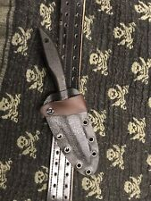 Not Clinch Pick Custom Cold Steel Canadian Belt Knife EDC Tactical Sheath Only