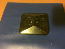 Soviet Vintage USSR Russian European Style Double Power Socket Electrical Outlet