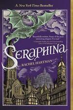 Seraphina by Rachel Hartman (2014, Paperback)