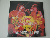 New Barbarians (Rolling Stones): Buried Alive 3 LP, Black, Red & Yellow Vinyl