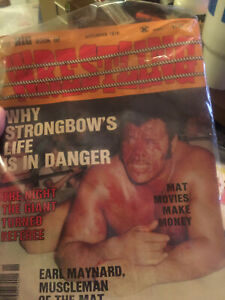 THE BIG BOOK OF WRESTLING {MAGAZINE}----NOVEMBER 1978 ISSUE